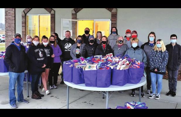 Operation Thanksgiving 2020 sends out 300 food bags to local families