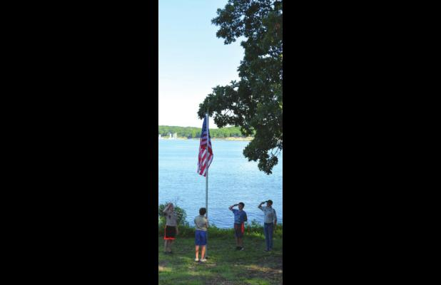 Oologah Boy Scouts hold Court of Honor ceremony