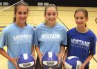 Oologah girl following in older sisters' footsteps on the volleyball court
