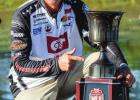 Talala angler wins third Major League Fishing Cup Title