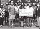 Oologah United Methodist Church backpack program, Rogers County Salvation Army benefit from Cherokee Nation contributions