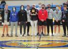 Varsity basketball receives State Academic Award for last year