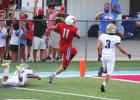 Mustangs narrowly edged out by Collinsville in opener