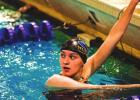 Mia Pendleton sets new pool record