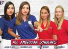 Four Hillcats Named to WGCA All-American Scholar Team